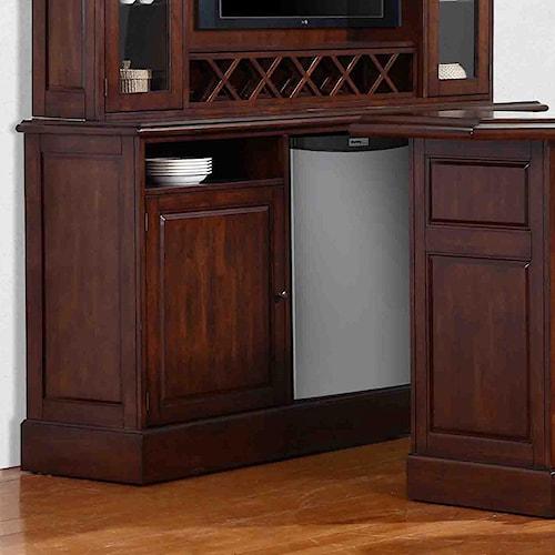 E.C.I. Furniture Belvedere-0411 Belvedere Back Bar Base