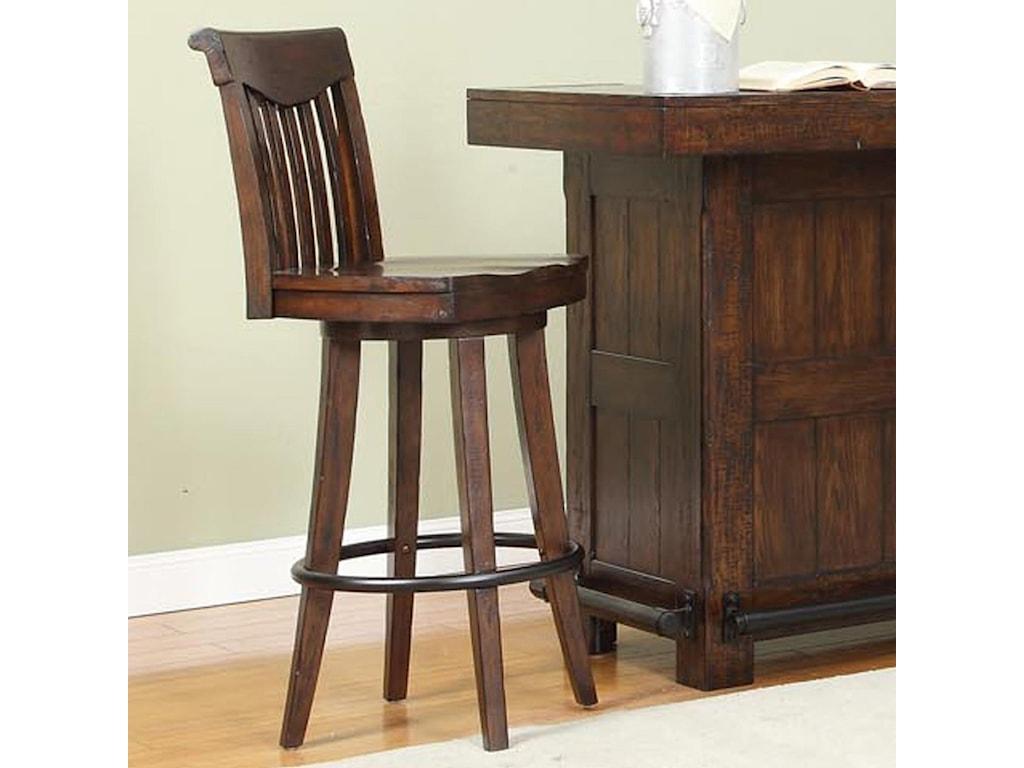 E.C.I. Furniture GettysburgGettysburg Bar Set