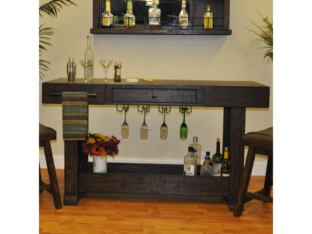 E.C.I. Furniture GettysburgIsland Bar
