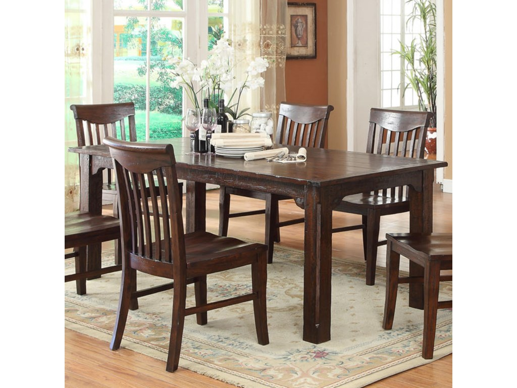 E.C.I. Furniture GettysburgDining Table