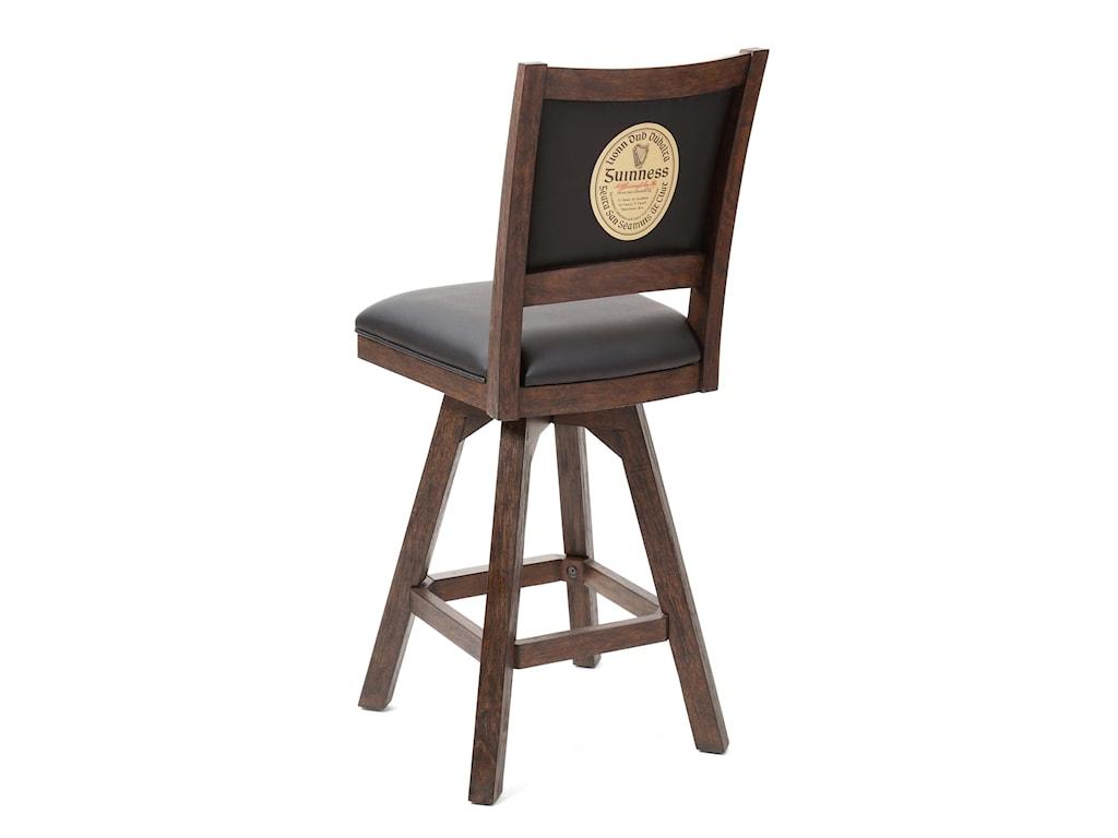 E.C.I. Furniture Guinness BarArmless Barstool