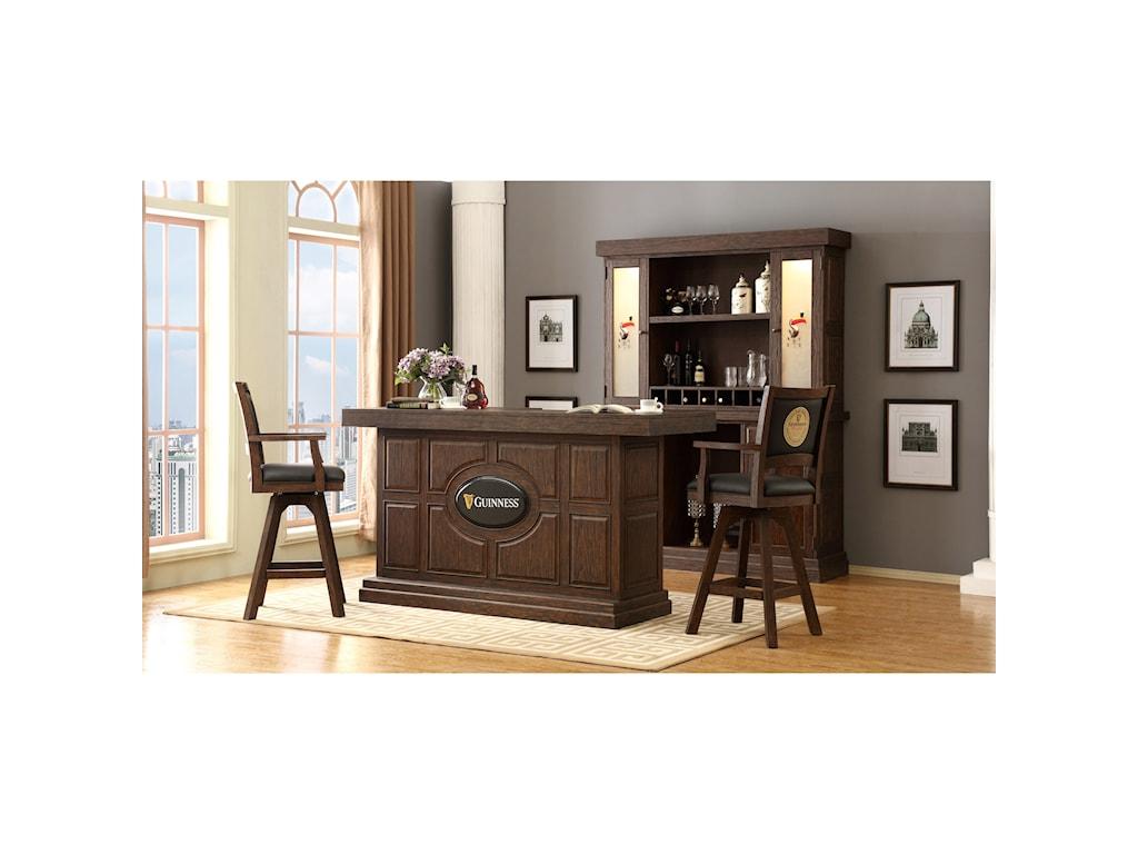 E.C.I. Furniture Guinness BarGuinness Bar