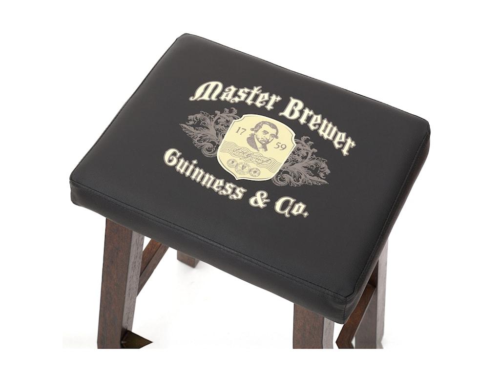 E.C.I. Furniture Guinness BarGuinness Bar Set with Stools
