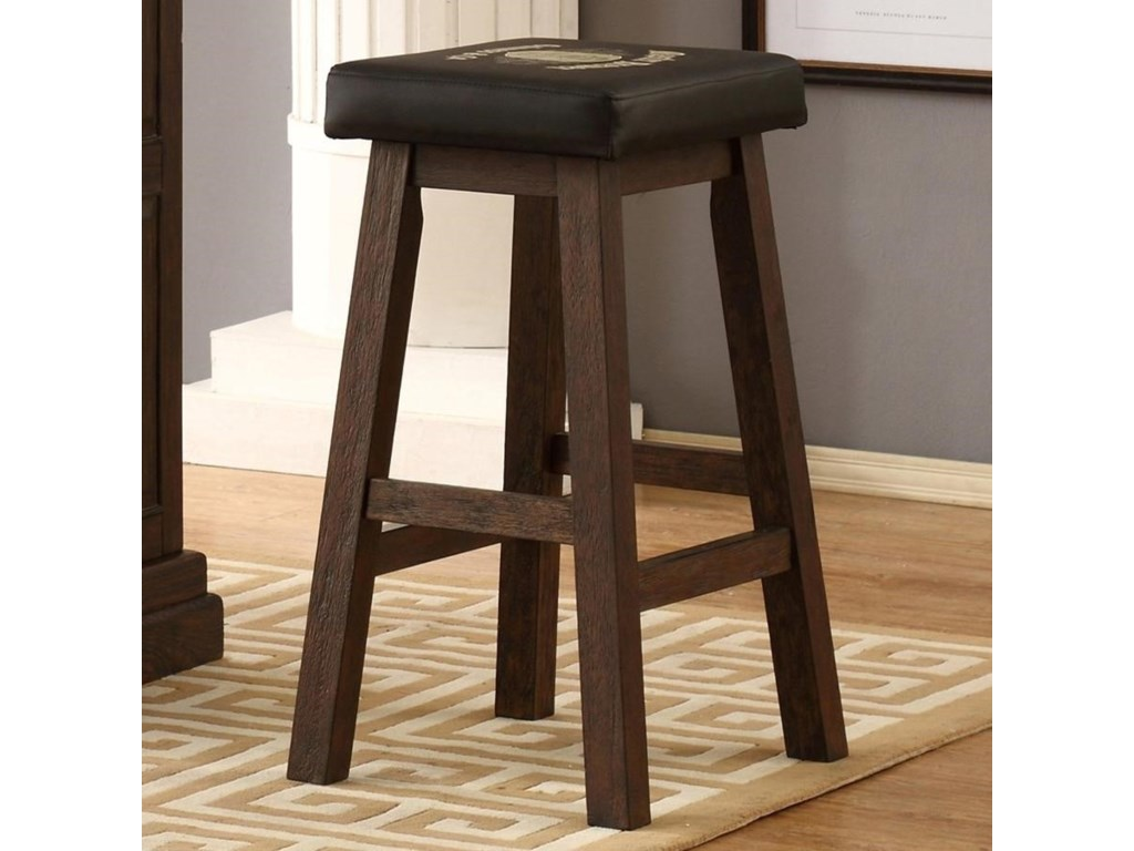 E C I Furniture Guinness Barsaddle Stool