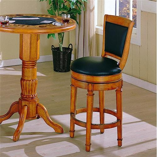 E.C.I. Furniture Monticello  Swivel Bar Stool