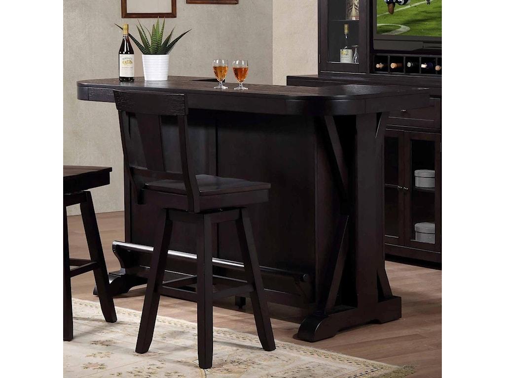 E.C.I. Furniture Rum PointeBar