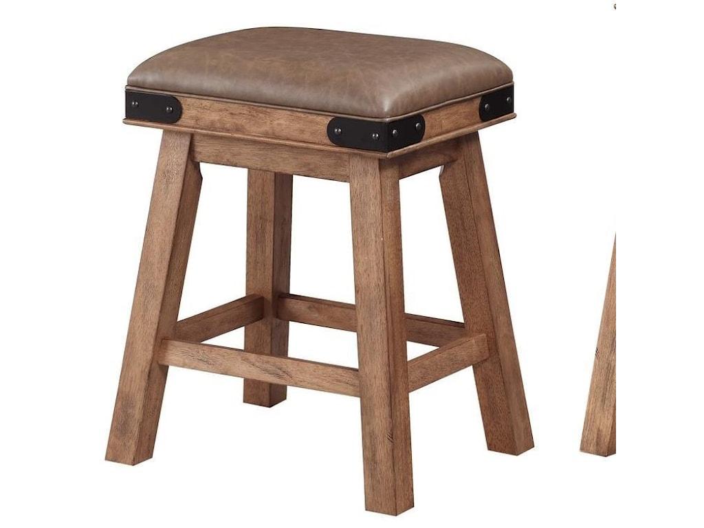 E c i furniture shenandoahsaddle stool