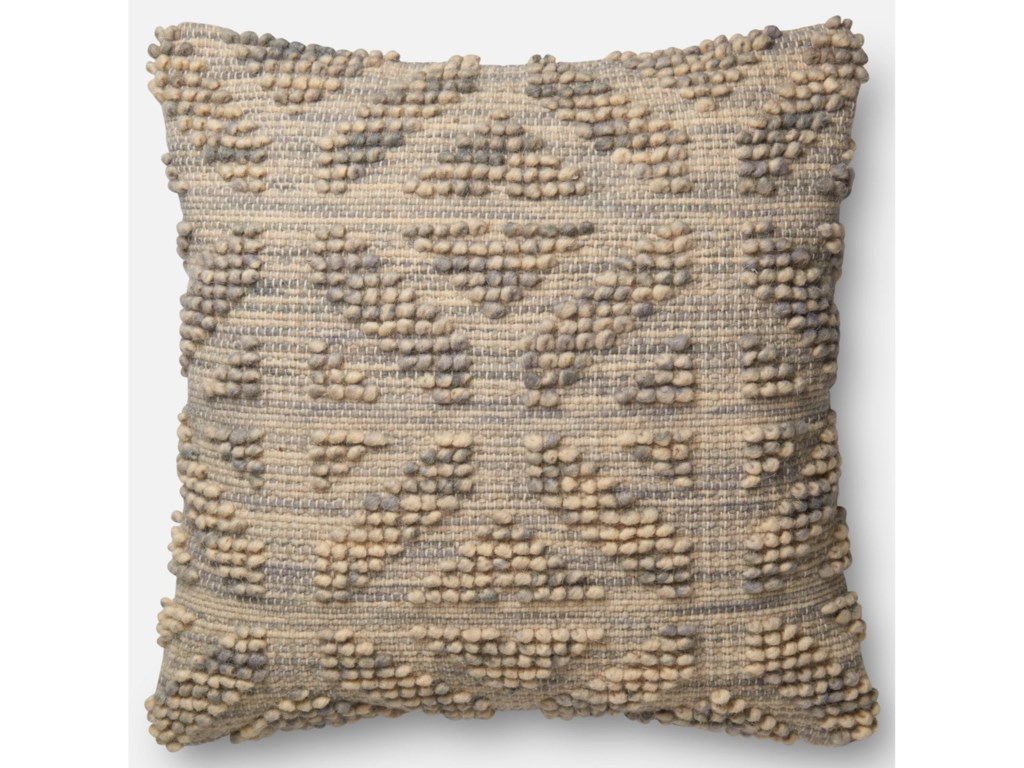 throw latest rustic lane pillows leaves products pillow bedding woven gray and vesper x