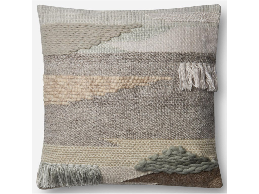 ED Ellen DeGeneres Crafted by Loloi Woven  Pillows22