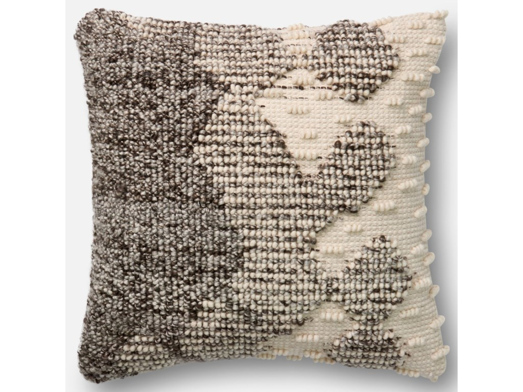 araya throw hei grey decorative anthropologie pillows pillow woven