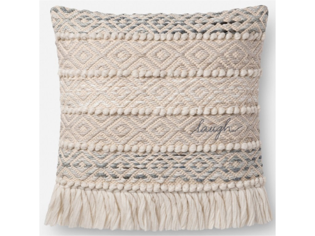 ED Ellen DeGeneres Crafted by Loloi Woven  Pillows18