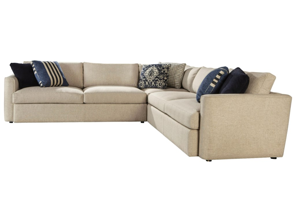 ED Ellen DeGeneres Crafted by Thomasville  Ladera Sectional