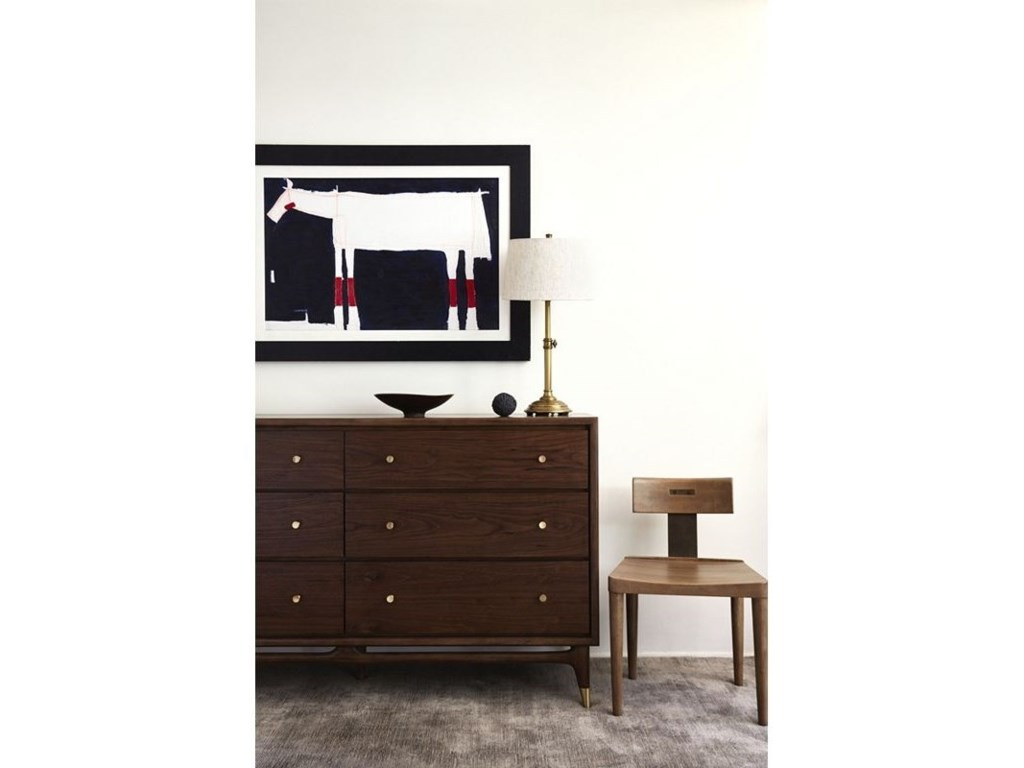 ED Ellen DeGeneres Crafted by Thomasville  Valerio 6 Drawer Dresser