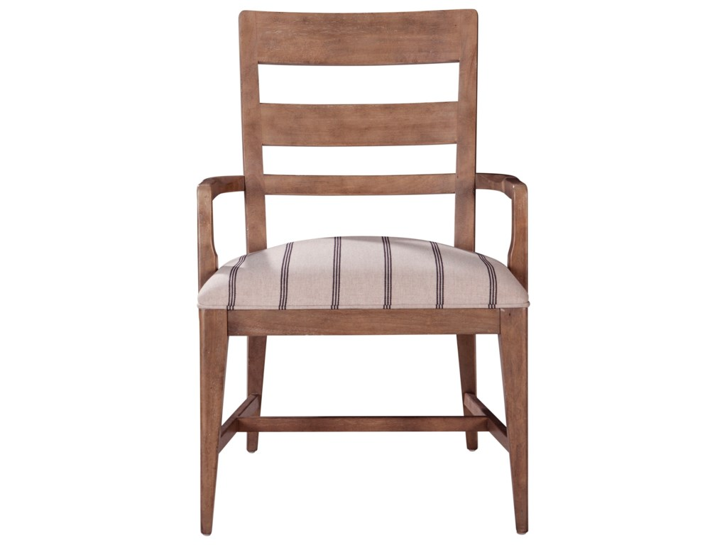 ED Ellen DeGeneres Crafted by Thomasville Ellen DeGeneresHillside Ladderback Arm Chair