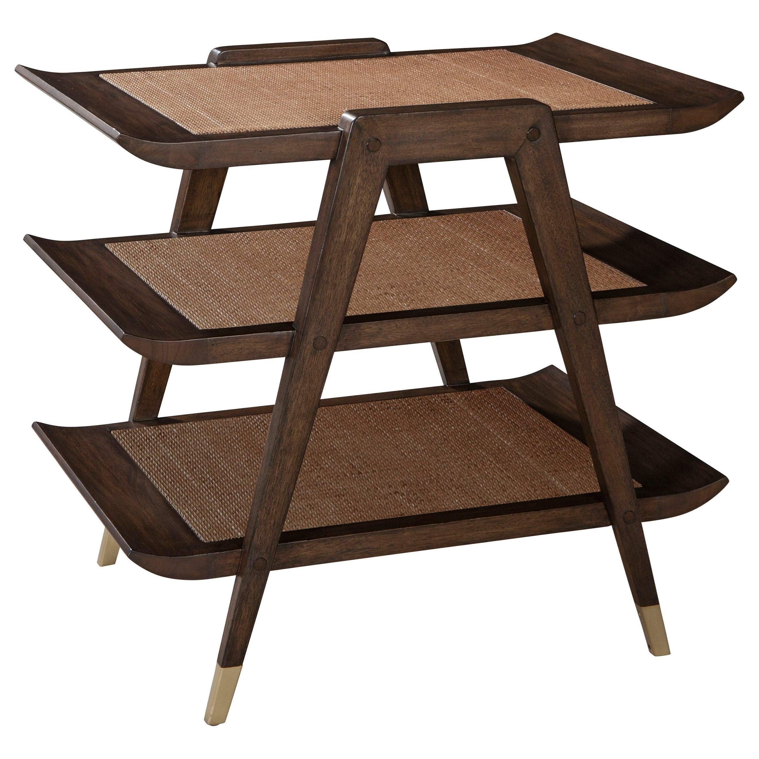 ... ED Ellen DeGeneres Crafted By Thomasville Ellen DeGeneresCarlera 3 Tier  Table
