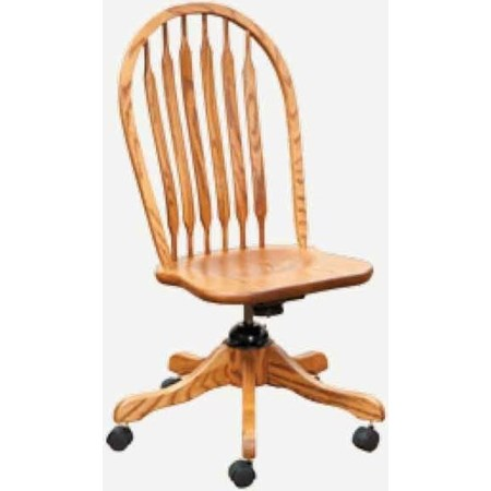 Angola Desk Chair (Side)