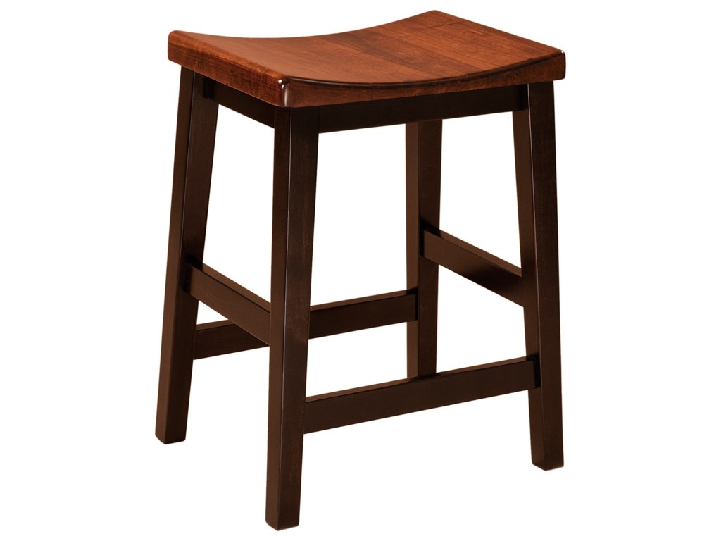 F&N Woodworking CobyBar Stool 24