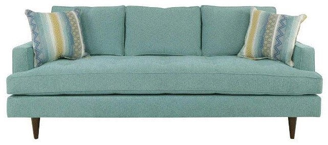 Cindy Mid Century Style Sofa In Pool