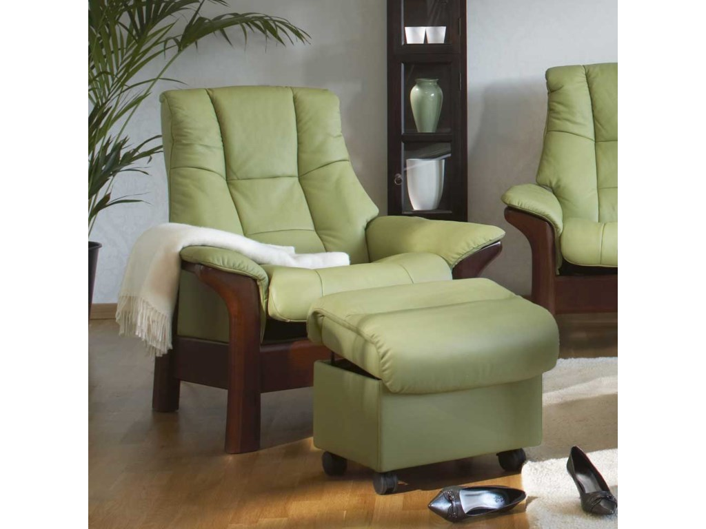 Stressless Stressless WindsorHigh-Back Reclining Chair