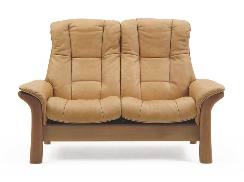Stressless Stressless WindsorHigh-Back Reclining Loveseat