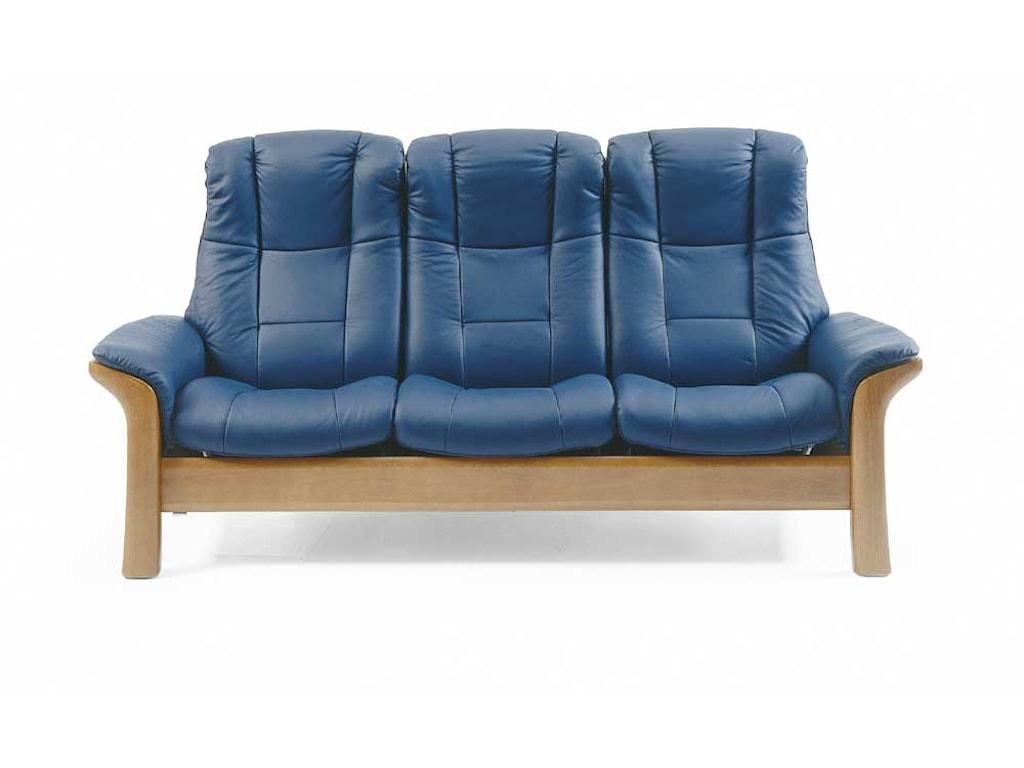 Stressless Stressless WindsorHigh-Back Reclining Sofa