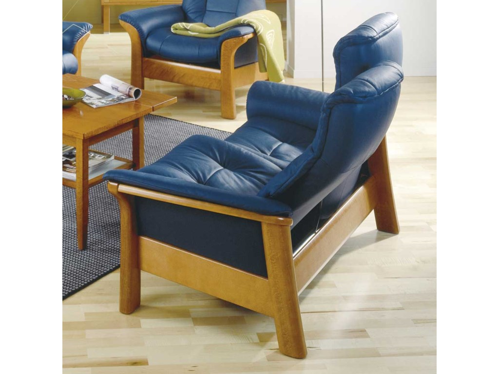 Stressless Stressless WindsorLow-Back Reclining Loveseat