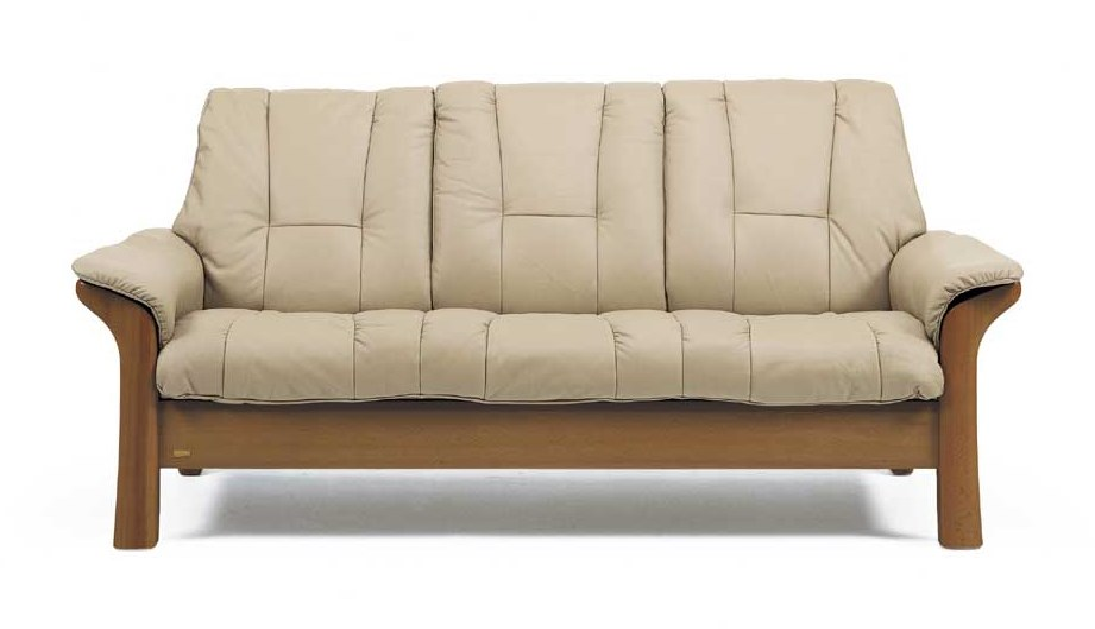 Stressless Stressless WindsorLow-Back Reclining Sofa