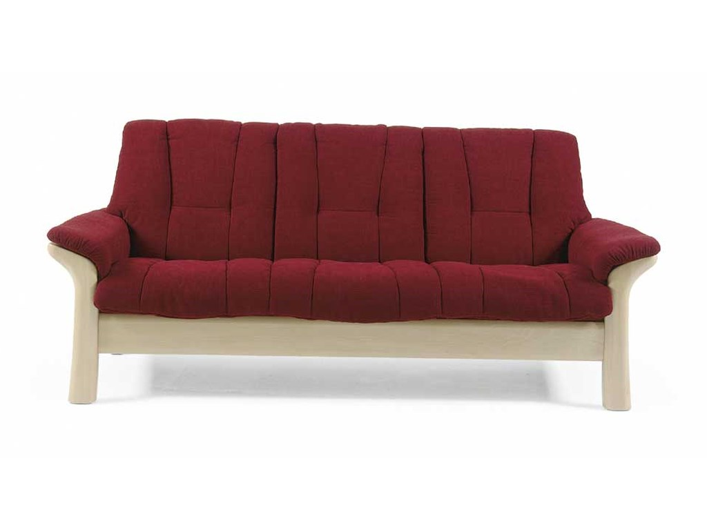 Stressless Stressless WindsorLow-Back Reclining Sofa