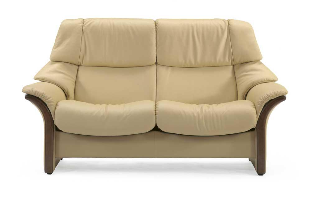 Stressless EldoradoHigh Back 2 Seater Reclining Loveseat ...