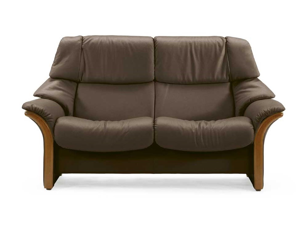 Stressless EldoradoHigh-Back 2-Seater Reclining Loveseat