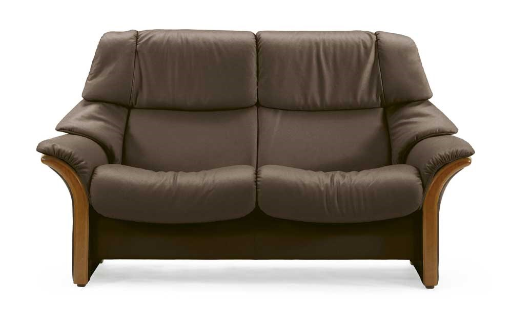 Stressless EldoradoHigh-Back 2-Seater Reclining Loveseat