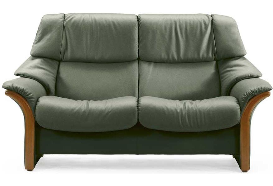 Stressless Eldorado High-Back 2-Seater Reclining Loveseat ...