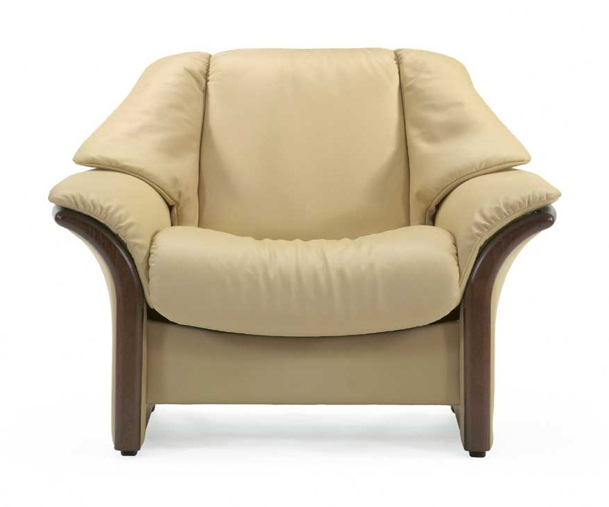 Stressless EldoradoLow-Back Reclining Chair with Arms
