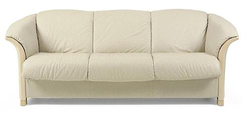 Stressless Manhattan Contemporary 3-Seat Sofa