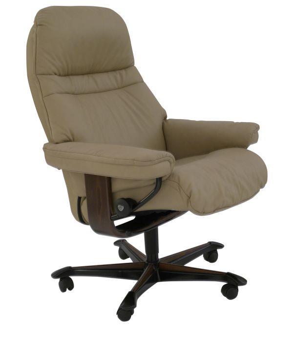 Stressless By Ekornes SunriseMedium Stressless Office Chair