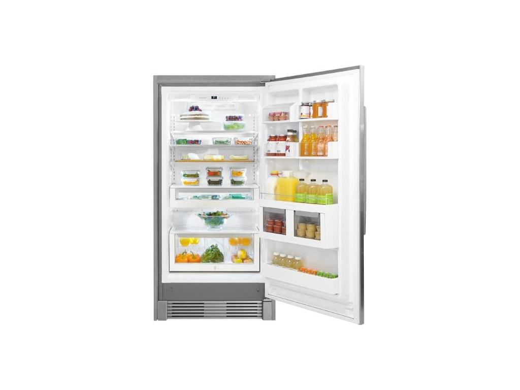Electrolux Built-In Refrigerators - Electrolux18.6 Cu. Ft. Built-In All Refrigerator