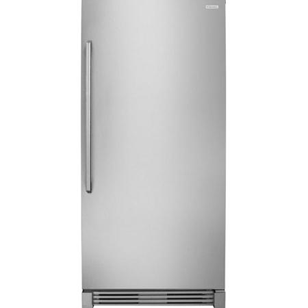 18.6 Cu. Ft. Built-In All Refrigerator