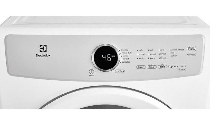 Electrolux Electric Dryers8.0 Cu. Ft. Front Load Electric Dryer