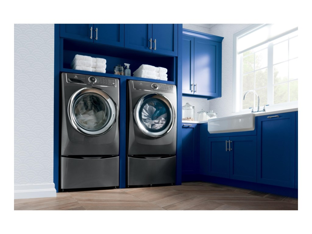 Electrolux Electric DryersFront Load Perfect Steam? Electric Dryer