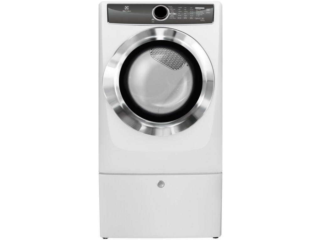Electrolux Electric DryersFront Load Perfect Steam™ Electric Dryer