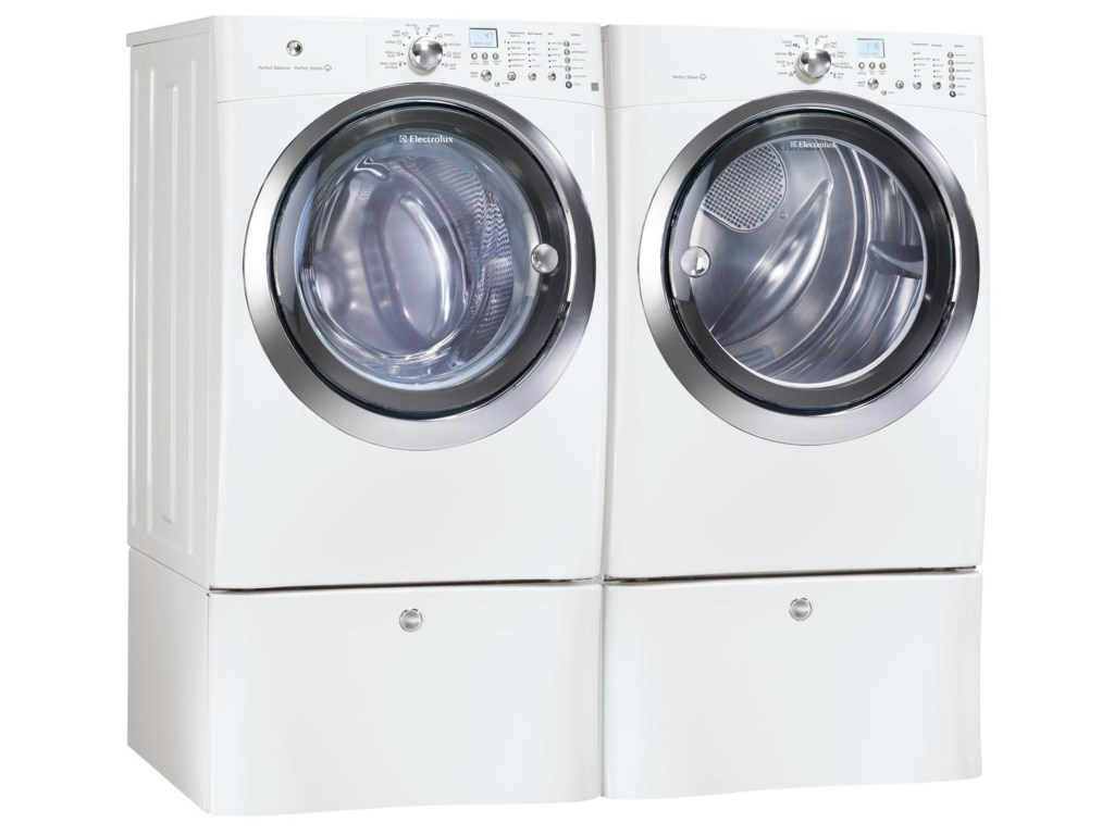 Shown with Washer and Pedestals