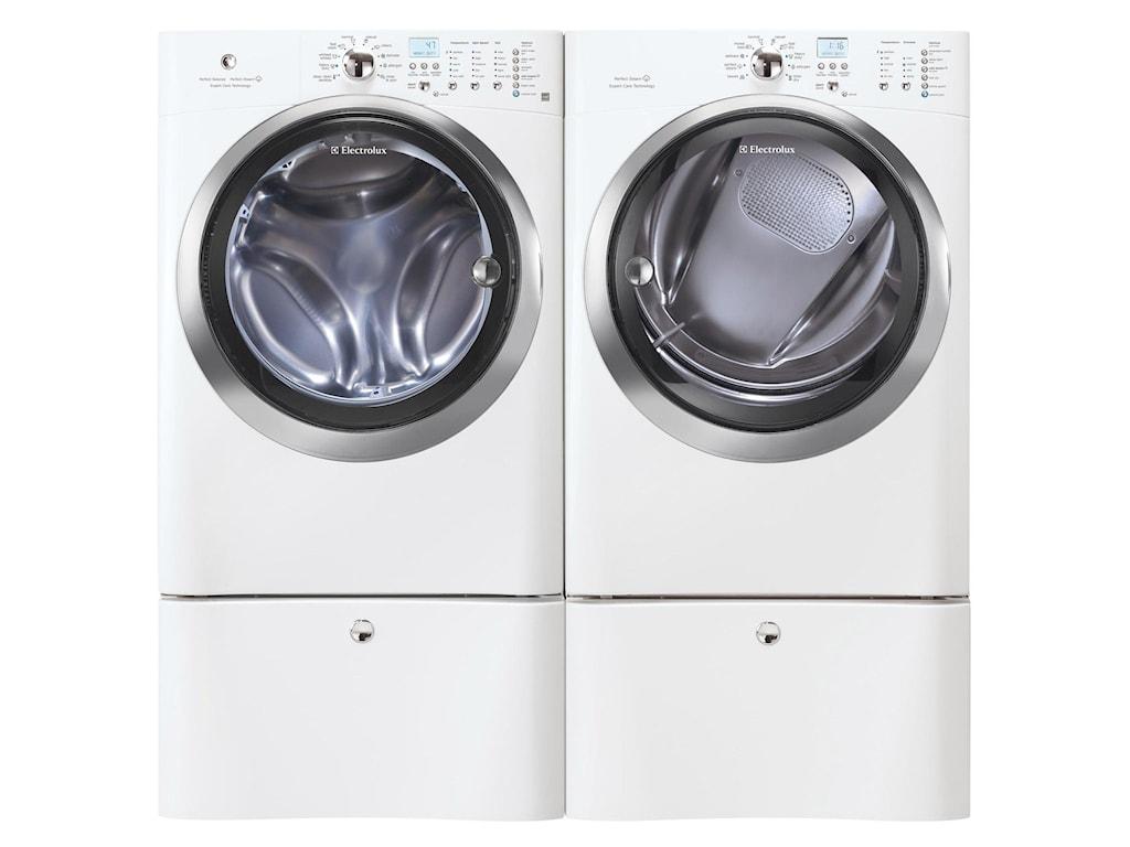 Shown with Washing Machine and Optional Storage Pedestal