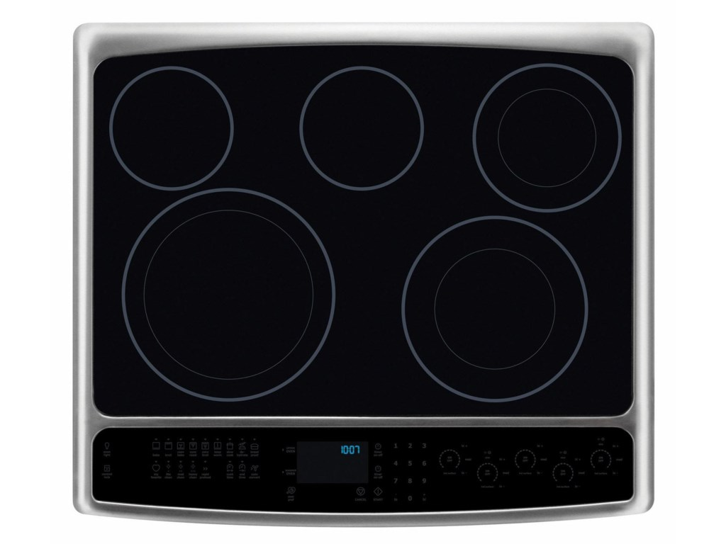 Flex-2-Fit® Elements Adjust Up to 3 Sizes, so the Element Fits the Cookware, Not the Other Way Around