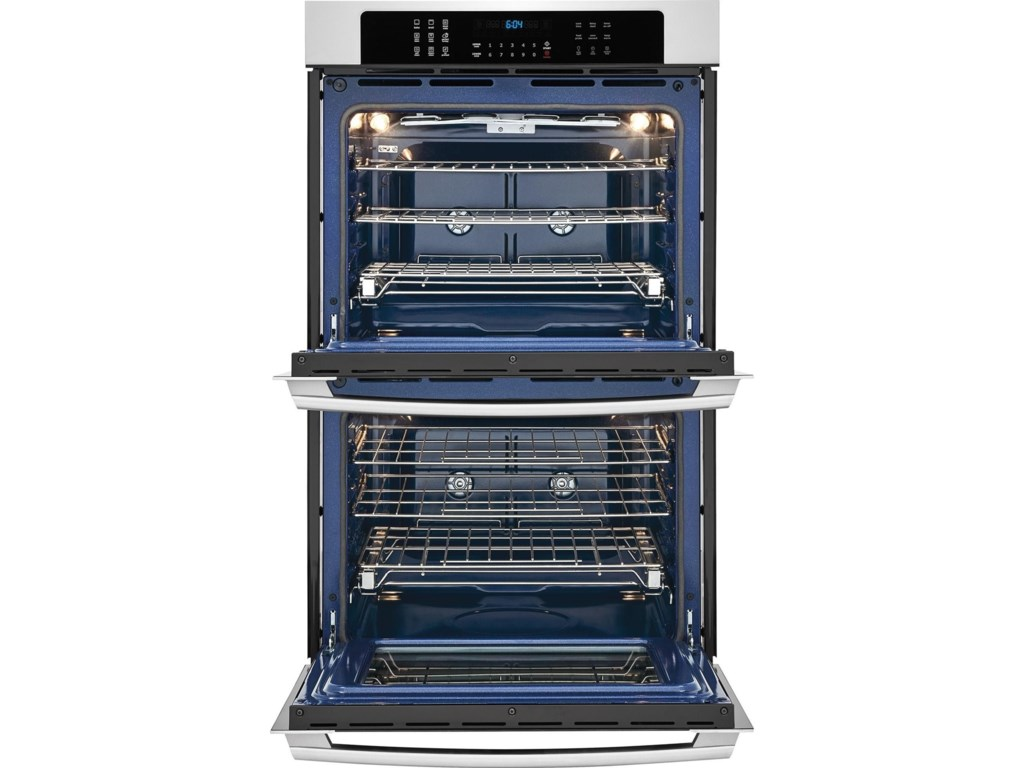 "Electrolux Electric Wall Ovens30"" Electric Double Wall Oven"