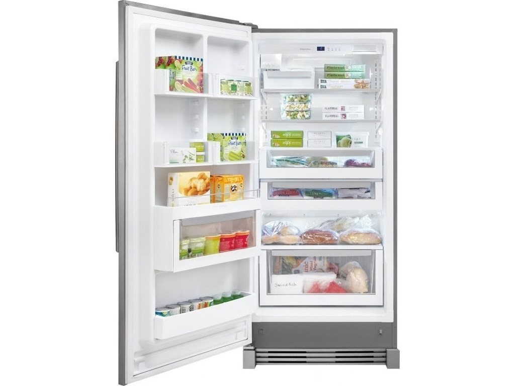 Electrolux Freezers - ElectroluxBuilt-In All Freezer with IQ-Touch™ Controls