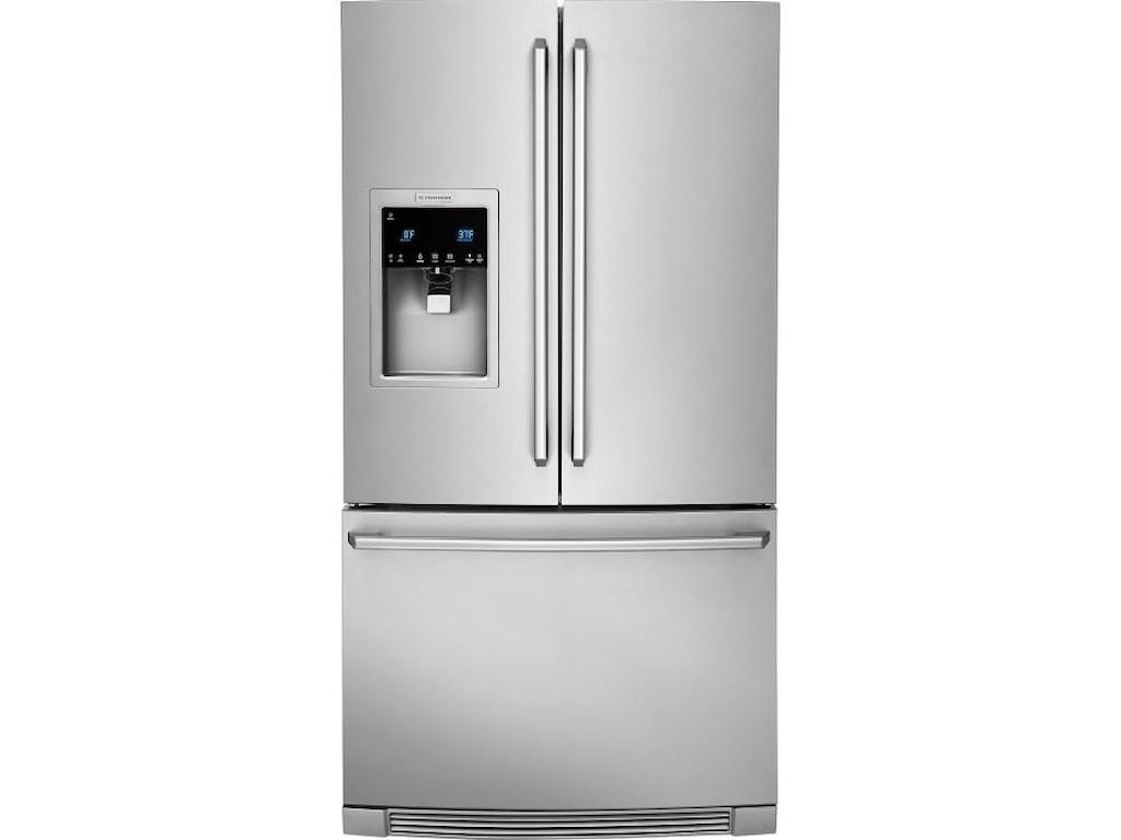 Electrolux French Door Refrigeratorscounter Depth Refrigerator