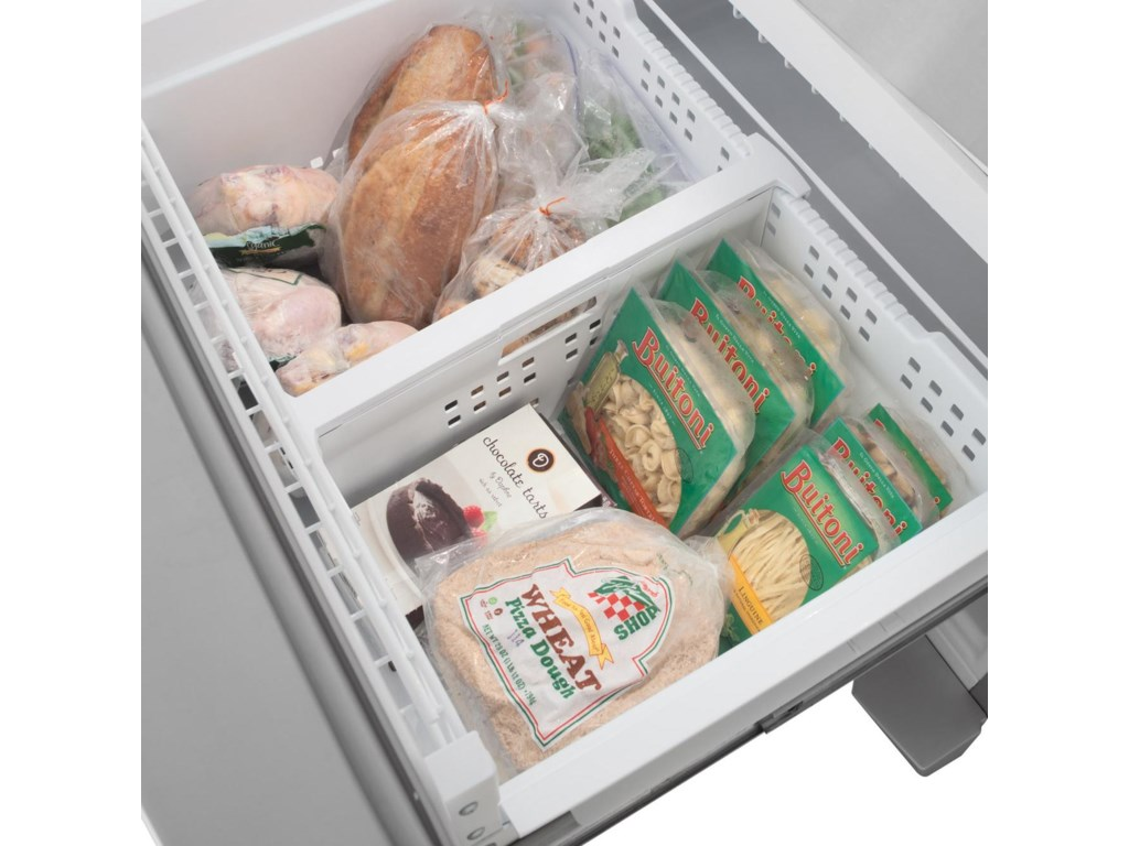 Luxury-Glide® Freezer Baskets