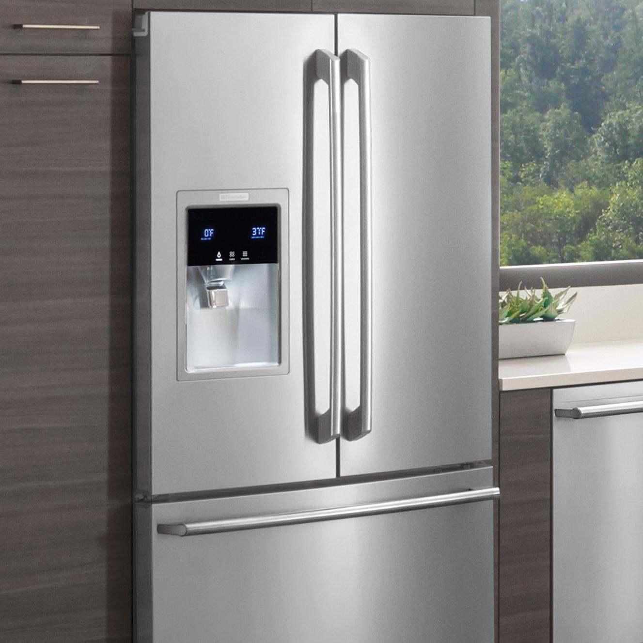 electrolux energy star 23 cu ft counter depth french door soft freeze bin attractive design bioresonanz