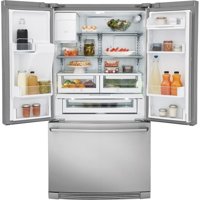 Electrolux Counter Depth French Door Refrigerator With Perfect Temp