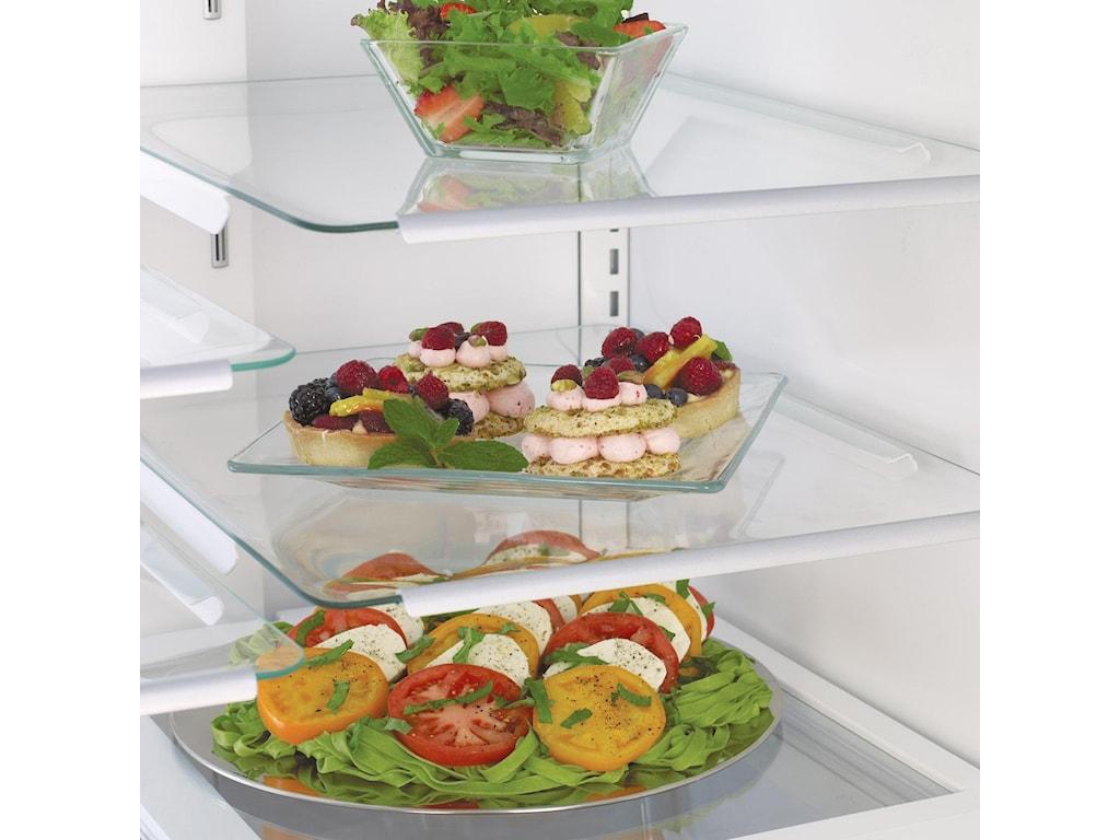 New Luxury-Design® Glass Shelves